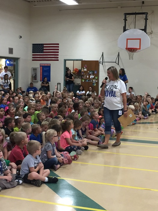 PBIS Kick-Off Assembly #lfleads