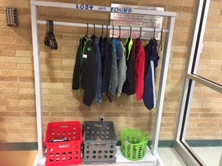 New Lost And Found Rack #lfleads