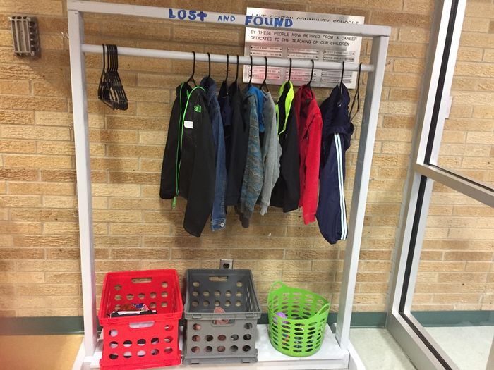 New Lost and Found are at WSE!  Thanks Cheryl Motsinger!  #lfleads #lfwsrocks